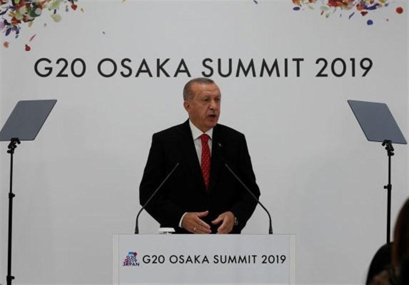 اردوغان: مدارس و انجمن های جریان گولن در ژاپن فعالیت می نمایند