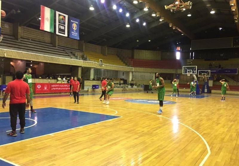 تیم ملی بسکتبال راهی روسیه می گردد