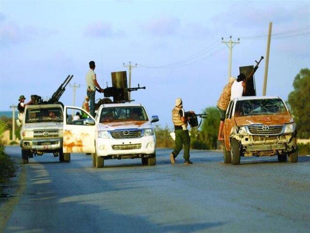 دعوت طرف های غربی و عربی برای آتش بس در لیبی