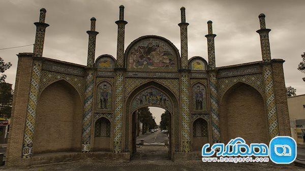 دروازه ارگ سمنان، جا مانده از تاریخ