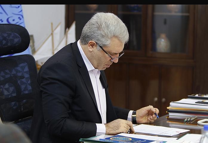 مراتب ثبت یک خانه تاریخی در اراک به استاندار مرکزی ابلاغ شد