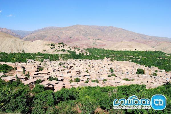 روستای خرو یا روستای ماسوله ای خراسان کجاست؟