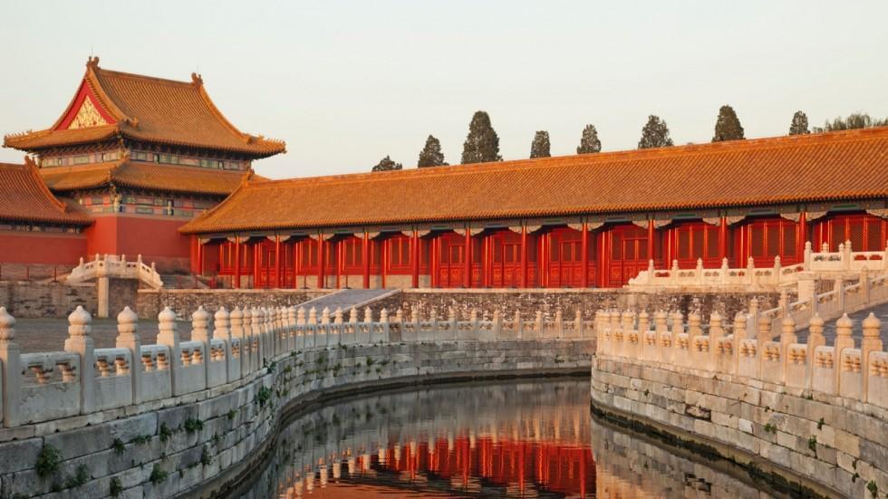 امپراطوری قدرتمند چین در شهر ممنوعه