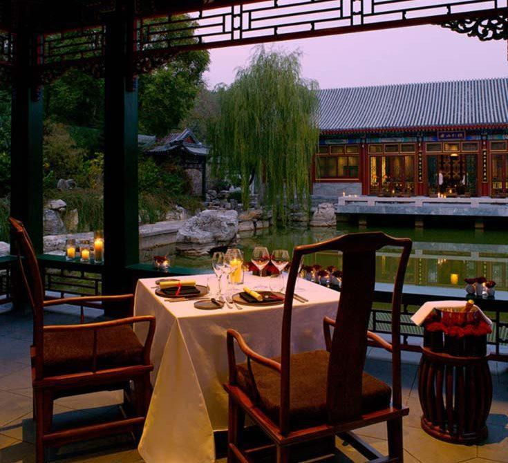 10 رستوران خوب در نزدیکی قصر تابستانی چین