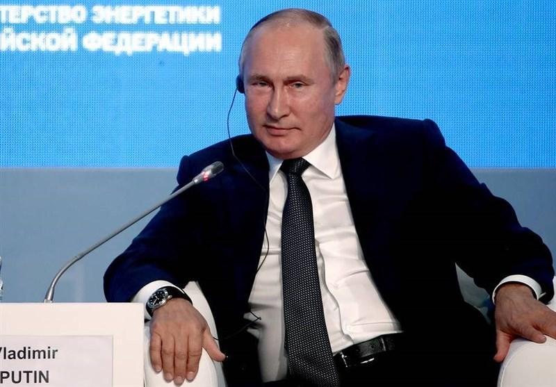 پوتین وحدت آلمان را واقعه ای تاریخی نامید
