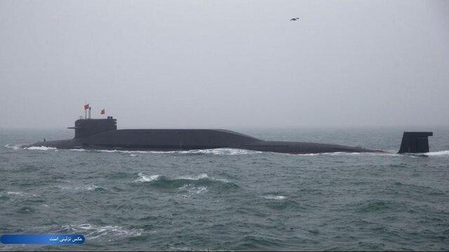 پرتاب آزمایشی دو موشک بالستیک از زیردریایی روسیه