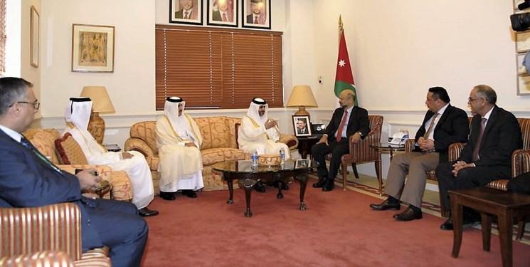 نخست وزیر اردن: آماده افزایش همکاری ها با قطر هستیم