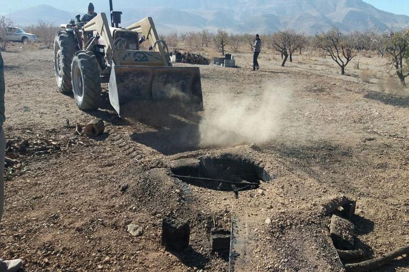 انسداد 300 حلقه چاه غیر مجاز در خراسان رضوی، نجات آب باید دغدغه همه افراد جامعه باشد
