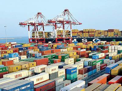 چین همچنان اولین میزبان کالاهای ایرانی