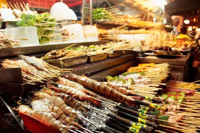 بهترین غذاهای خیابانی کوالالامپور را از کجا بخریم؟