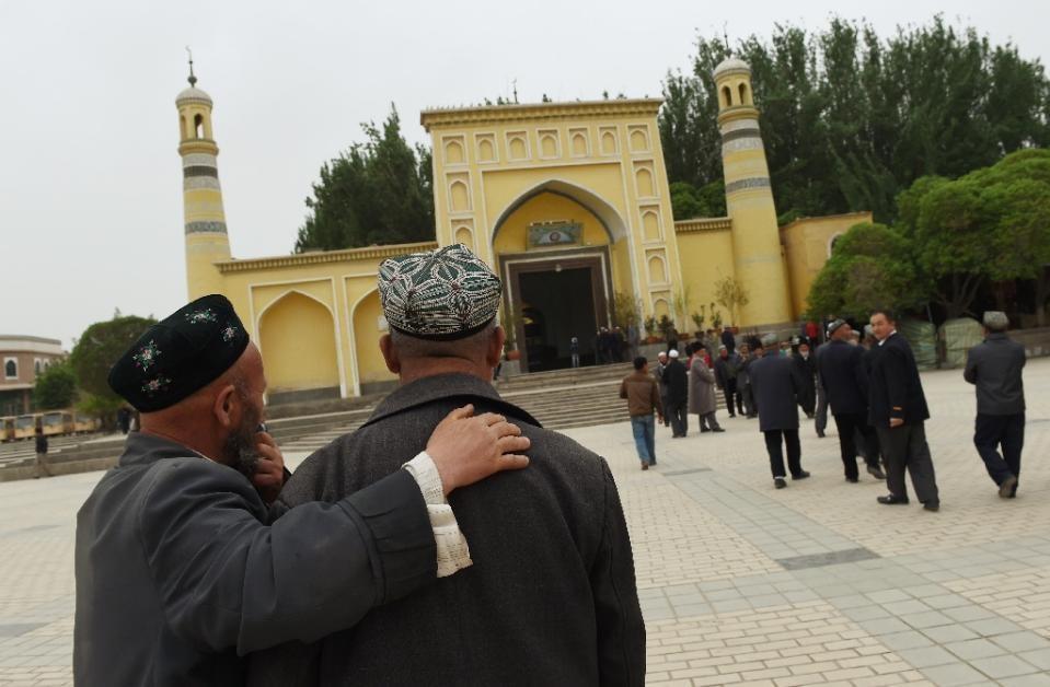ماه رمضان و اعمال محدودیت علیه مسلمانان چین