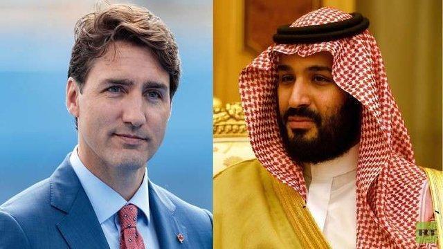 افشای پشت پرده تنش بین عربستان و کانادا، مخالفت وزارت خارجه کانادا با درخواست ولیعهد عربستان