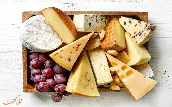 راهنمای پنیرهای معروف ایتالیایی