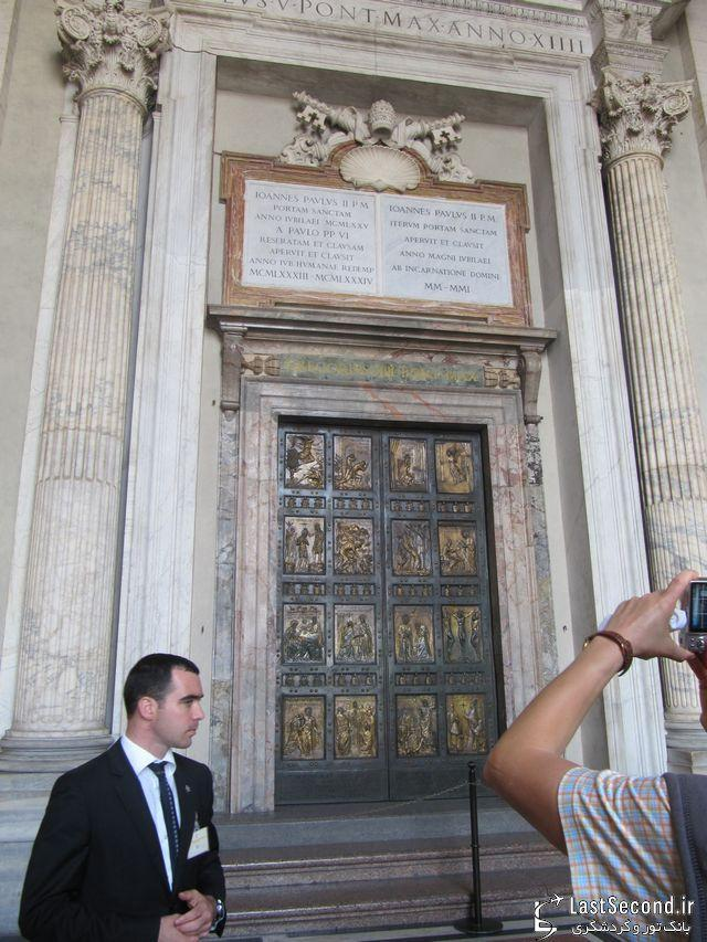 سفرنامه اروپا، ایتالیا (رم) - قسمت دوم