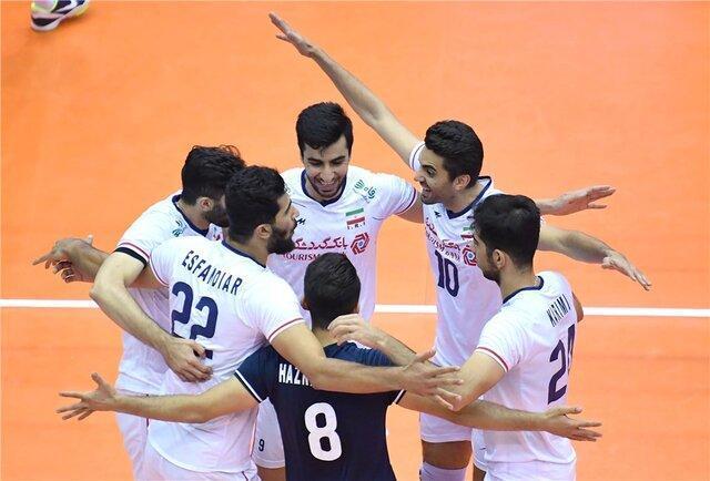 همگروهی ایران و چین در انتخابی المپیک