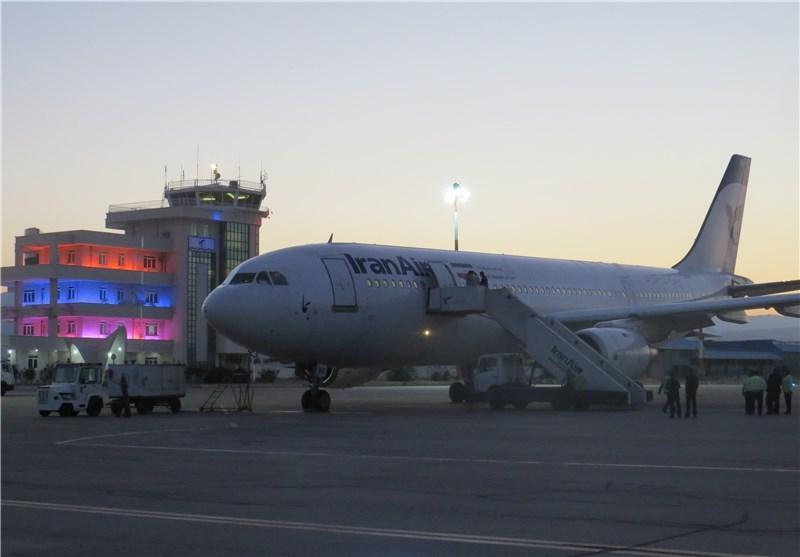 فارس، پرواز مستقیم فرودگاه لارستان به پایتخت عمان برقرار می گردد