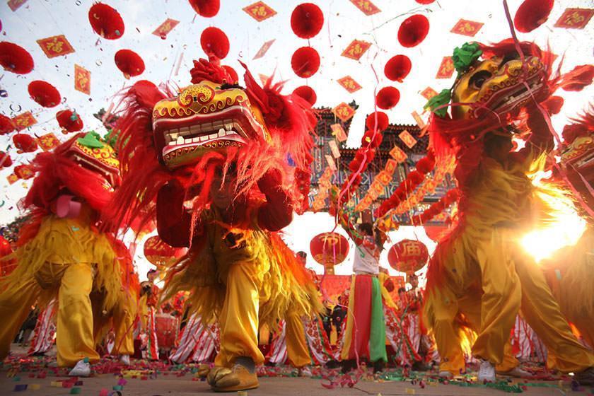 از جشنواره های دیدنی چین بیشتر بدانید