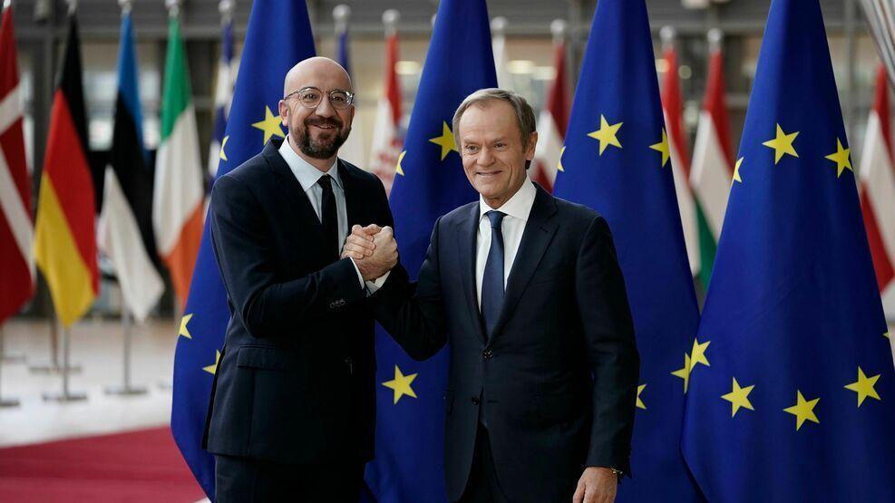 شارل میشل رسما رییس شورای اروپا شد