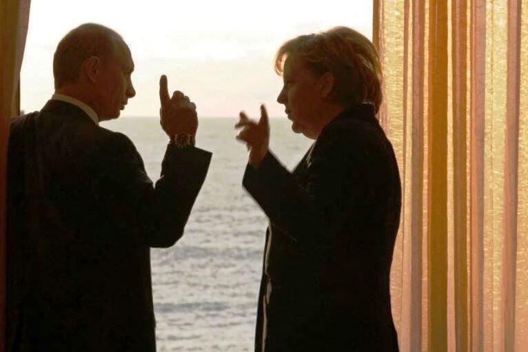 پوتین جزییات یک توافق را برای مرکل تشریح کرد