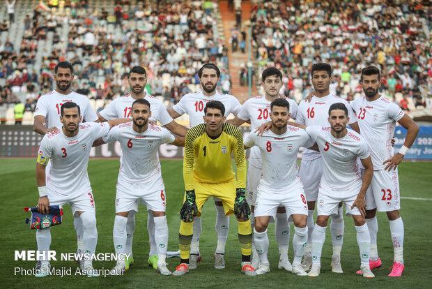 زمان سفر تیم ملی فوتبال ایران به اردن معین شد