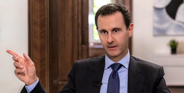 بشار اسد: اروپا بازیگر اصلی ایجاد هرج ومرج در سوریه بود