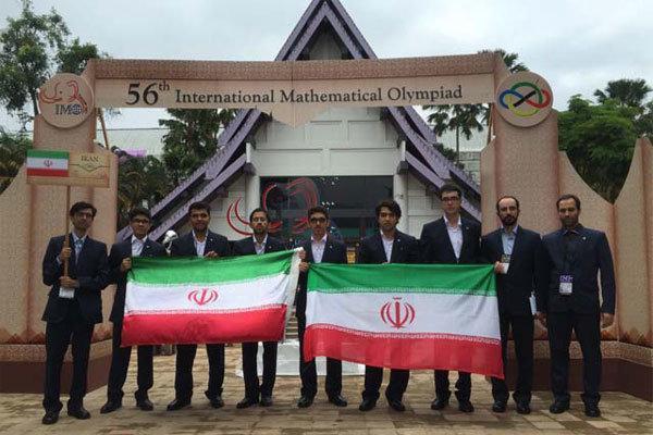 درخشش دانش آموزان ایرانی در المپیاد جهانی ریاضی با کسب مقام هفتم
