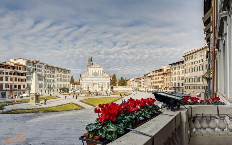 معرفی هتل 4 ستاره رم فلورانس