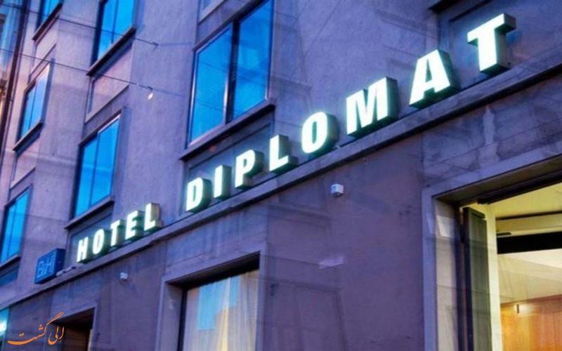 معرفی هتل دیپلمات فلورانس ، 4 ستاره