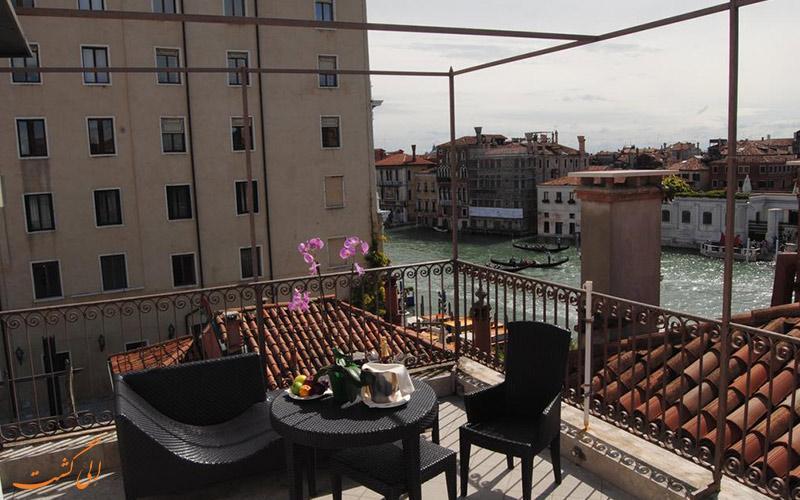 معرفی هتل دی دراگومانی ونیز ، 4 ستاره