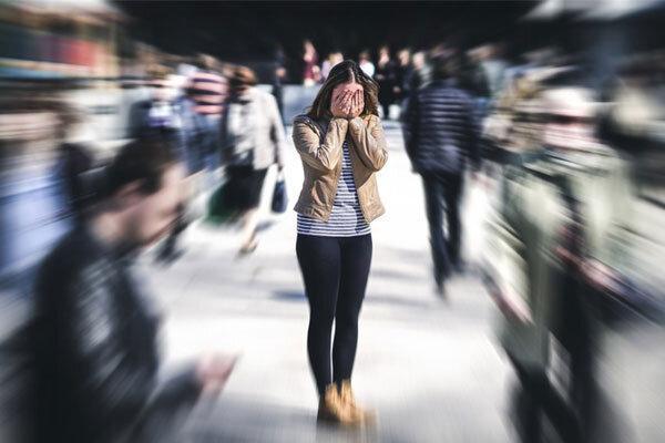 اینفوگرافیک ، 5 فوبیای جدید بشر را بشناسید