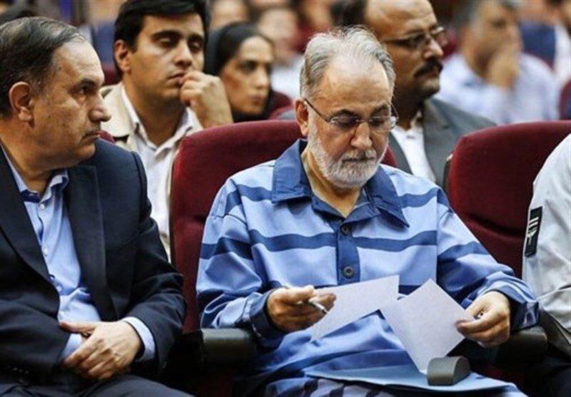 شبهه وکیل نجفی در حکم سه سال حبس؛ قاضی تخفیف نداد ، نپذیرفتن وثیقه خلاف دستور رئیسی است