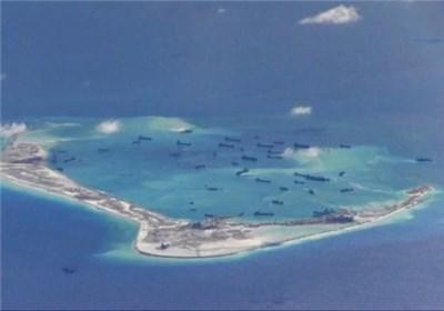 واشنگتن پکن را به افزایش تنش در دریای جنوبی چین متهم کرد