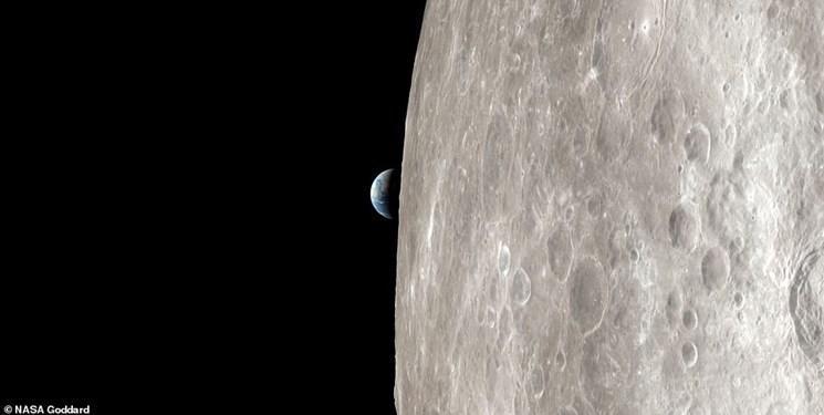 اسلحه لیزری به جست و جوی آب در ماه می پردازد