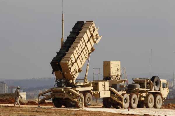 آمریکا استقرار سامانه موشکی پاتریوت در سوریه را تکذیب کرد