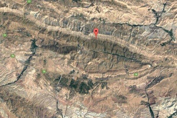 زلزله امروز پس لرزه زمین لرزه 5.1 ریشتری بود