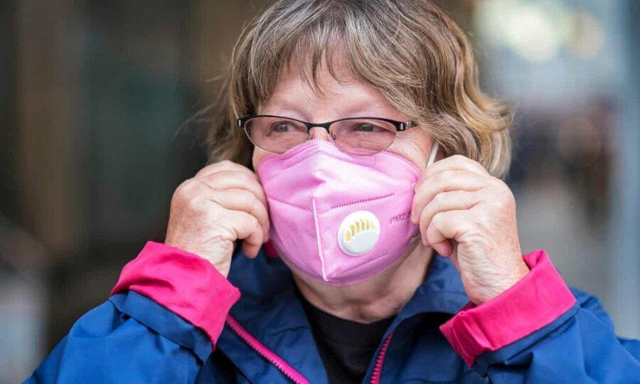 دستورالعمل جدید سازمان جهانی بهداشت ، افراد بالای 60 سال ماسک پزشکی بزنند ، بقیه افراد چه ماسکی استفاده نمایند؟