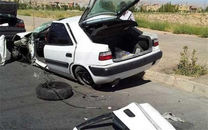 تصادف در محور یاسوج 5 کشته و زخمی برجای گذاشت