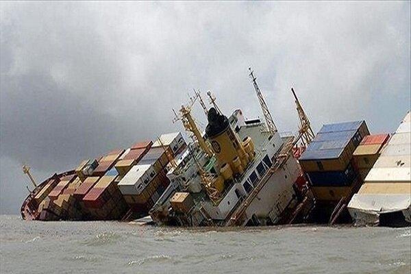 کشتی ایرانی بهبهان در آبهای عراق غرق شد