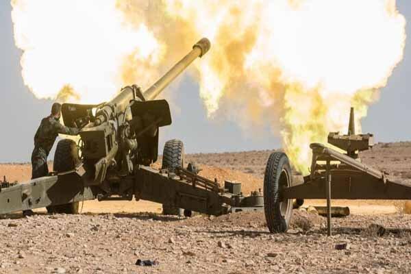 ارتش سوریه یورش تروریستها به شمال غرب حماه را درهم شکست