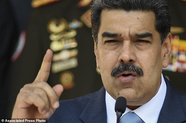 آمریکا، مادورو را به کوشش برای خرابکاری در انتخابات آینده متهم کرد