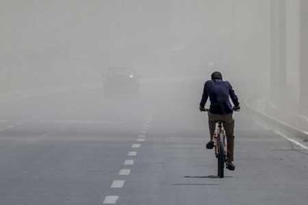 وزش باد شدید در استان تهران و چندین منطقه کشور