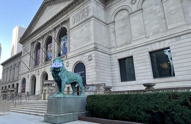 51 نفر از کارکنان موسسه هنر شیکاگو اخراج شدند