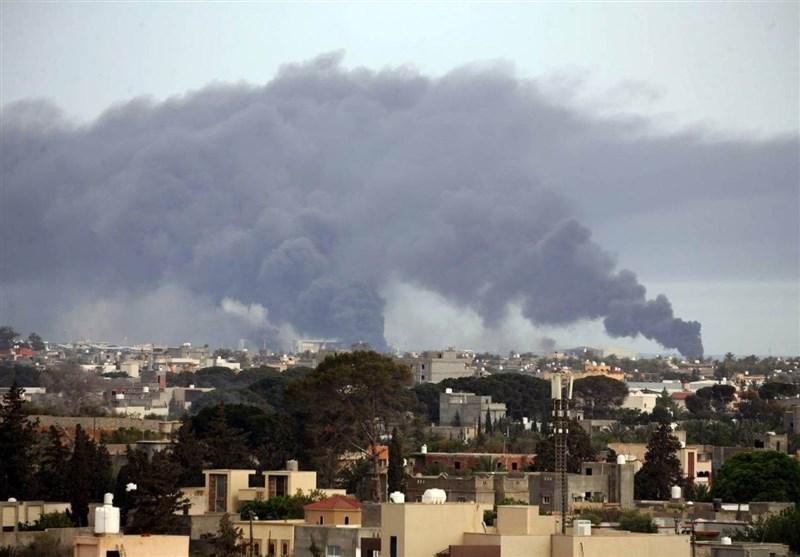 تهدید اروپا علیه نقض کنندگان تحریم تسلیحاتی لیبی