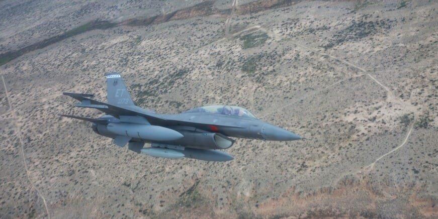 پنجمین سقوط جنگنده های آمریکایی در دو ماه ، انفجار F16 در پایگاه نیومکزیکو
