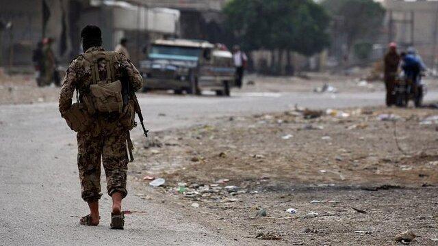 آمریکا 2200 نیروی کرد را آموزش می دهد