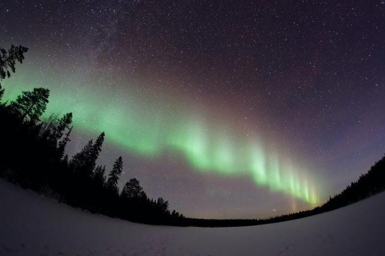 ناسا رازهای شفق قطبی را حل کرد