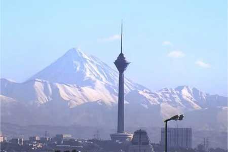 هوای تهران برای چهارمین روز پیاپی سالم است