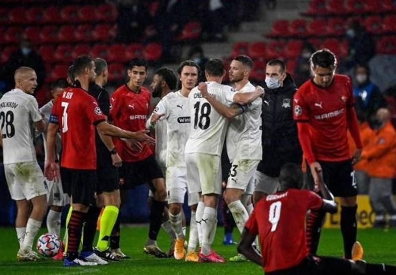 مجازات یوفا در انتظار باشگاه رن فرانسه به خاطر رؤسا و طرفداران متخلف