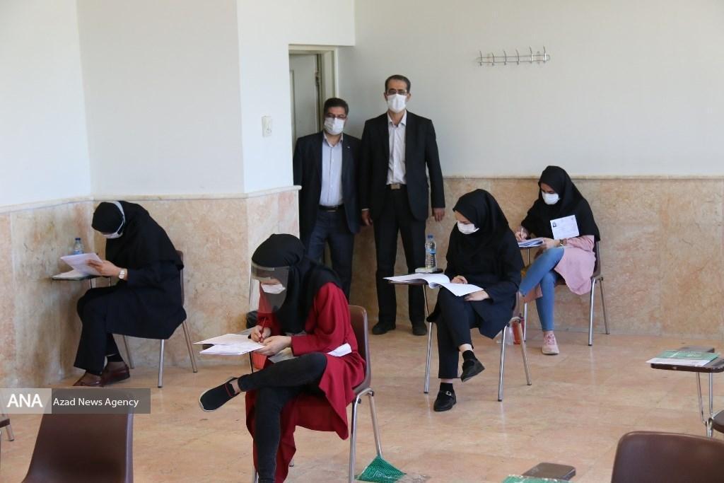 رقابت یک هزار و 46 داوطلب کارشناسی ارشد 99 در دانشگاه آزاد اسلامی شاهین شهر