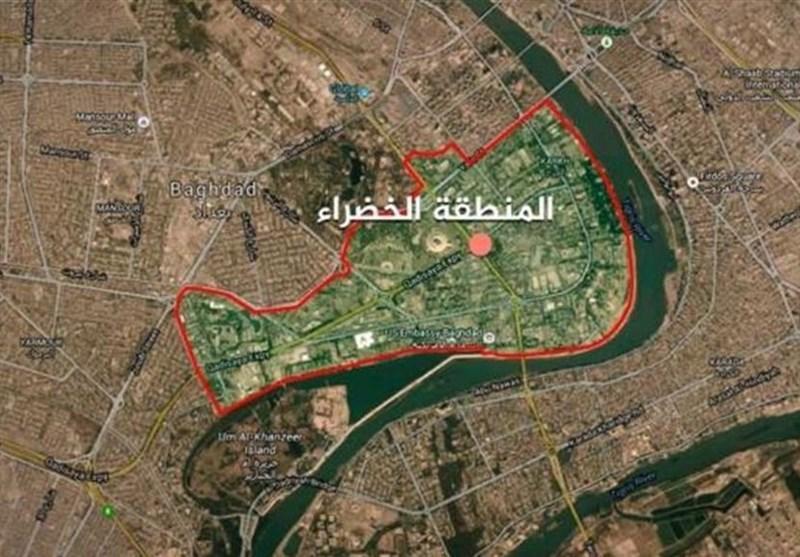حمله به خودروهای دیپلماتیک انگلیس در بغداد